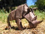 b Оригами /b носорог - b Cхемы оригами/b.